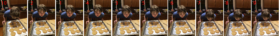 Figure 1 for Real-time Burst Photo Selection Using a Light-Head Adversarial Network