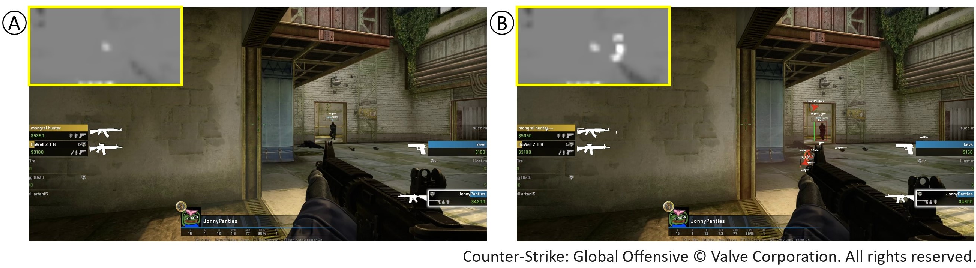 Figure 1 for Robust Vision-Based Cheat Detection in Competitive Gaming