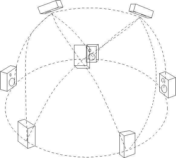 Acoustic Room Diagram