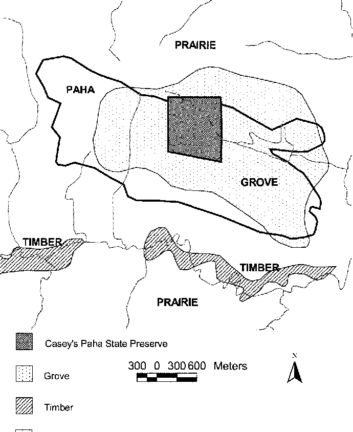 Figure 2 from Pre-Settlement Vegetation at Casey's Paha State