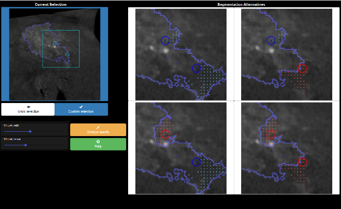 Figure 4 for A Semi-Automated Usability Evaluation Framework for Interactive Image Segmentation Systems