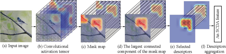 Figure 2 for Selective Convolutional Descriptor Aggregation for Fine-Grained Image Retrieval