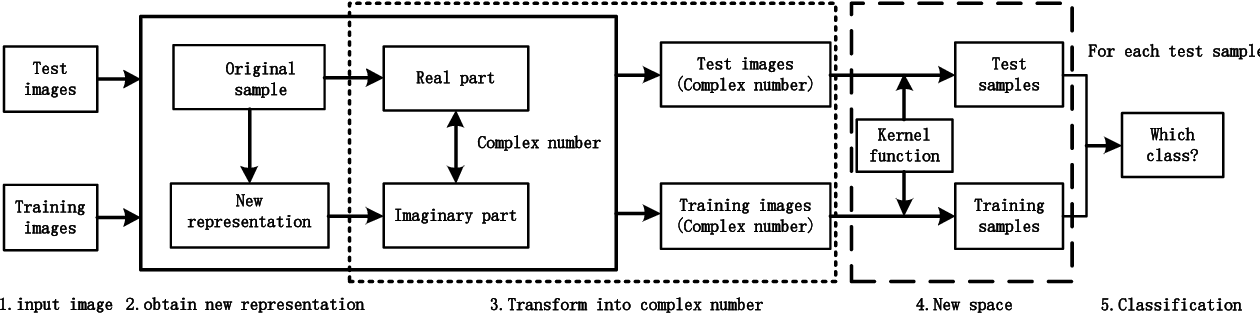 Figure 1 for ComplexFace: a Multi-Representation Approach for Image Classification with Small Dataset