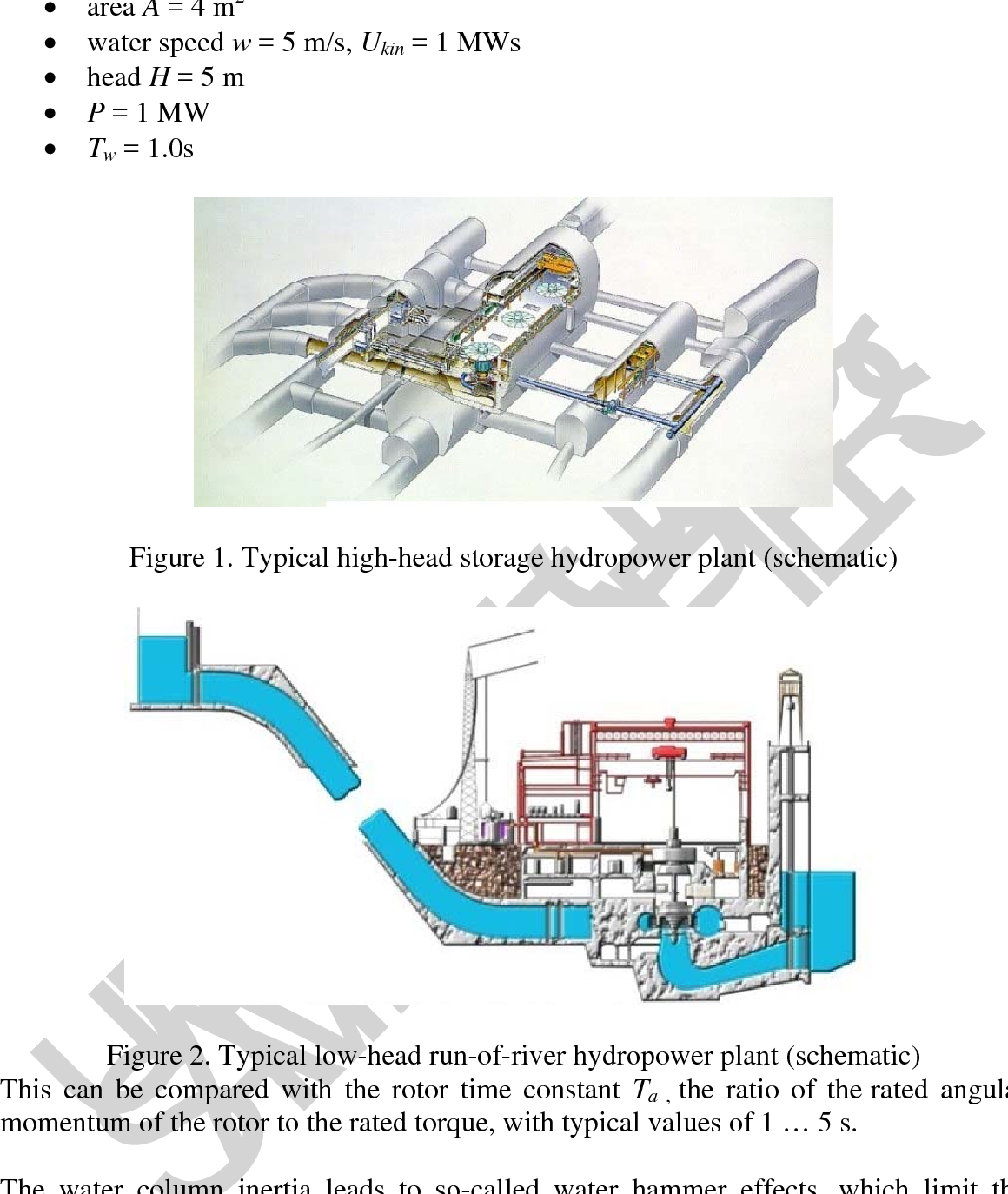 PDF] AUTOMATIC CONTROL FOR HYDROELECTRIC POWER PLANTS - Semantic Scholar