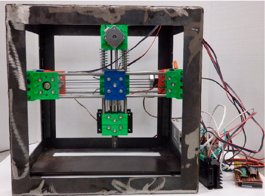 PDF] Belt-Driven Open Source Circuit Mill Using Low-Cost 3-D Printer
