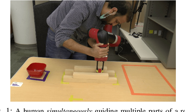 Figure 1 for Towards Coordinated Robot Motions: End-to-End Learning of Motion Policies on Transform Trees