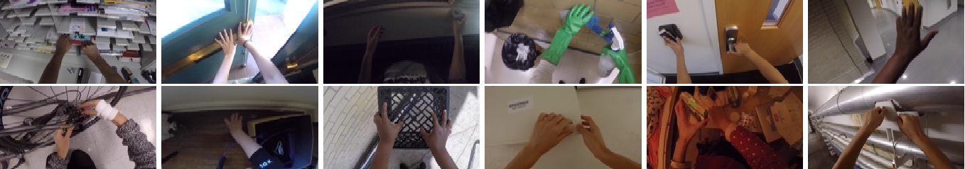 Figure 3 for Gesture-based Bootstrapping for Egocentric Hand Segmentation
