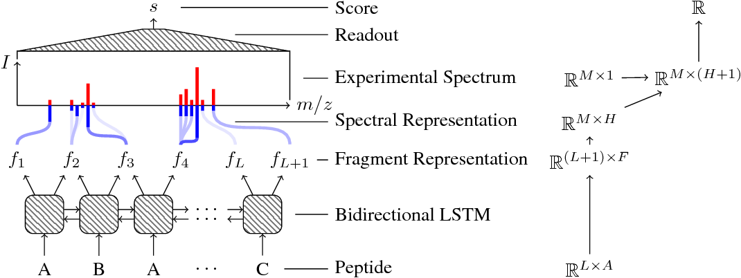 Figure 3 for Peptide-Spectra Matching from Weak Supervision