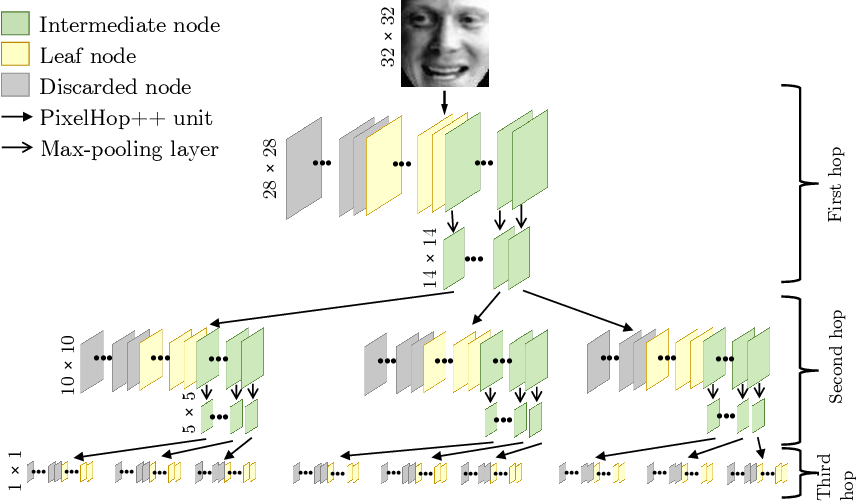 Figure 1 for Successive Subspace Learning: An Overview