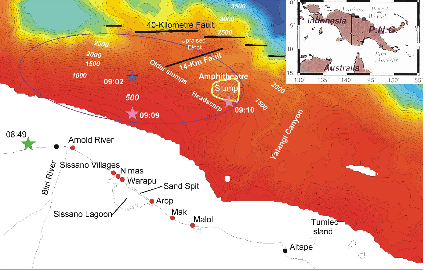 The Papua New Guinea tsunami of 17 July 1998 : anatomy of a ...