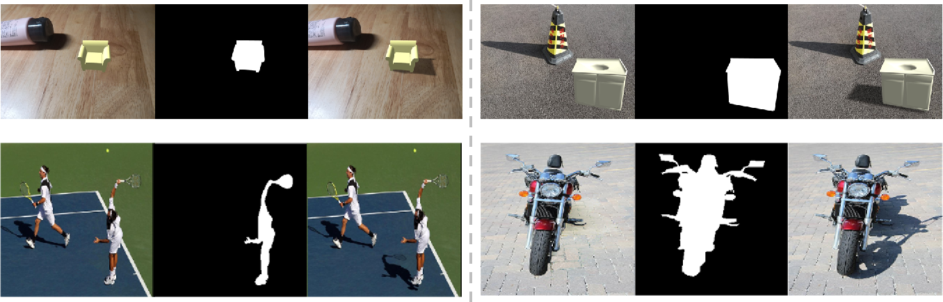Figure 4 for Making Images Real Again: A Comprehensive Survey on Deep Image Composition