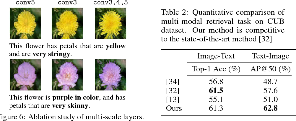 Figure 3 for Text-Adaptive Generative Adversarial Networks: Manipulating Images with Natural Language