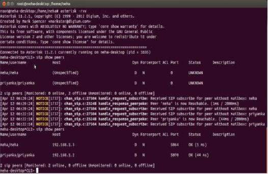 GSM and PSTN gateway for asterisk EPBX - Semantic Scholar