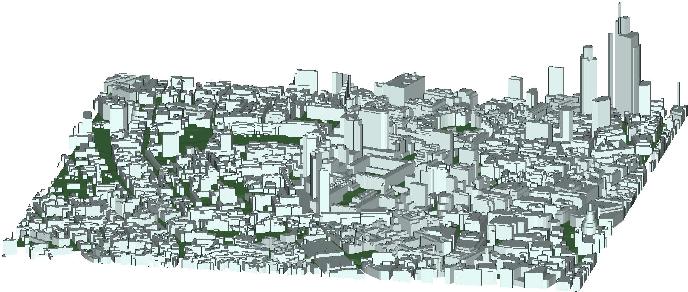 Figure 1 for Millimeter-Wave UAV Coveragein Urban Environments