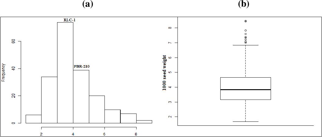 PDF] Phenotypic evaluation and molecular profiling of Brassica