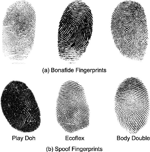 Figure 1 for Universal Material Translator: Towards Spoof Fingerprint Generalization