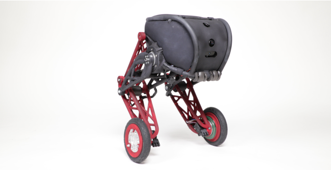 Figure 1 for Ascento: A Two-Wheeled Jumping Robot
