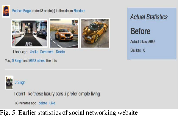 Text analytics of web posts' comments using sentiment