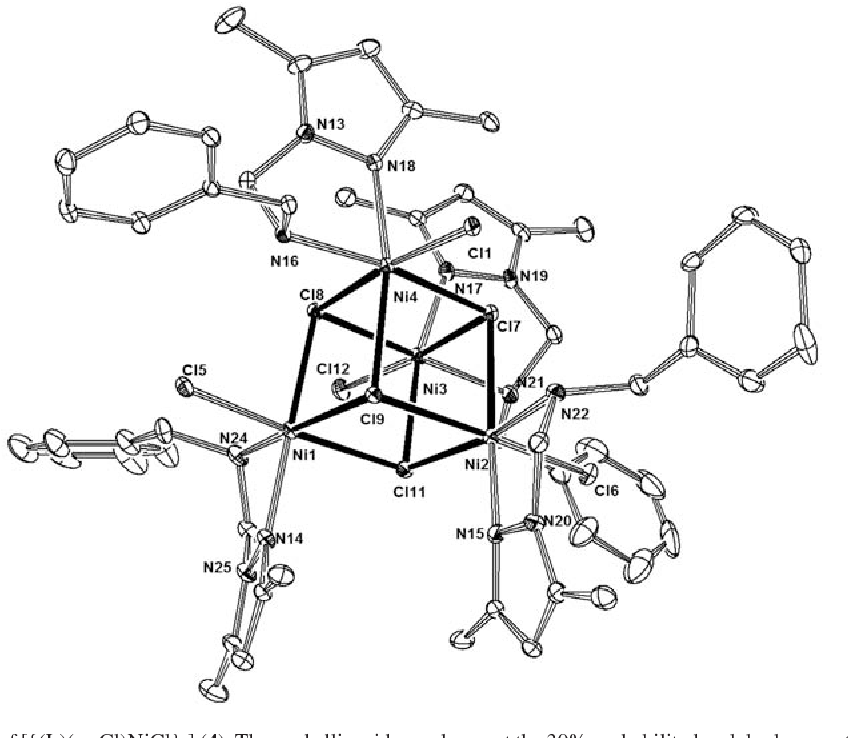 Figure 2 From Substituted Tridentate Pyrazolyl Ligands For Chromium