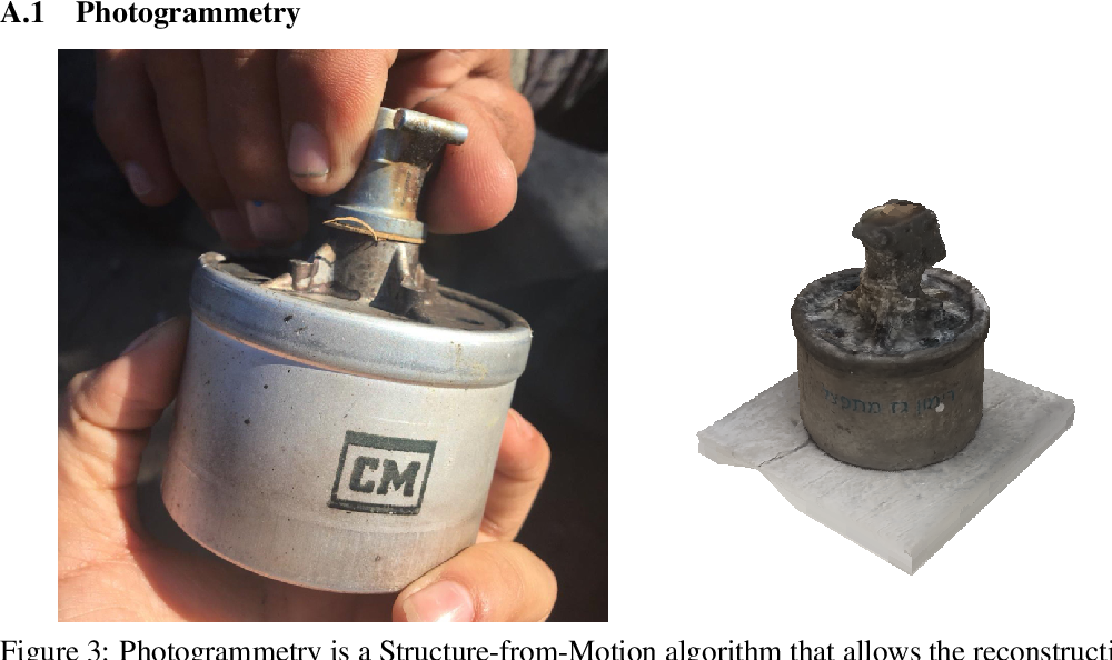 Figure 3 for Objects of violence: synthetic data for practical ML in human rights investigations