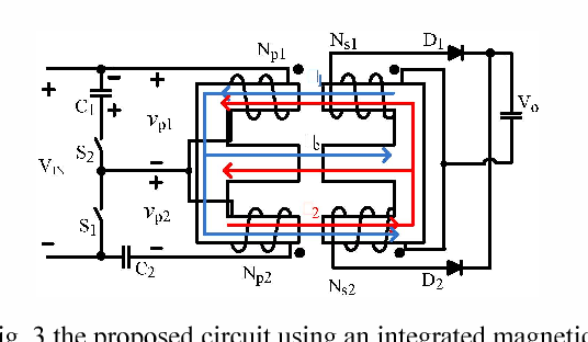 Figure 3 from An active-clamping ZVS flyback converter with