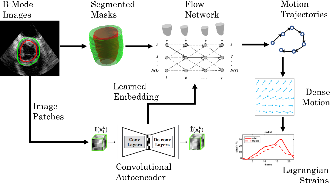 Figure 1 for Flow Network Tracking for Spatiotemporal and Periodic Point Matching: Applied to Cardiac Motion Analysis
