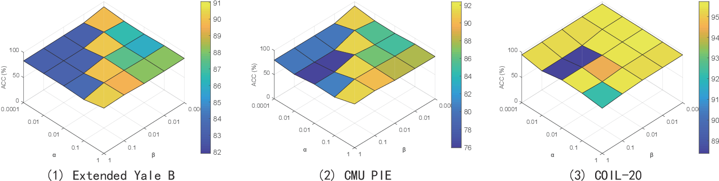 Figure 4 for Low-Rank Discriminative Least Squares Regression for Image Classification