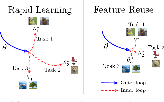 Figure 1 for Rapid Learning or Feature Reuse? Towards Understanding the Effectiveness of MAML