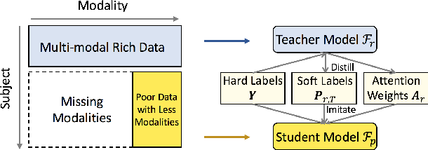 Figure 1 for RDPD: Rich Data Helps Poor Data via Imitation
