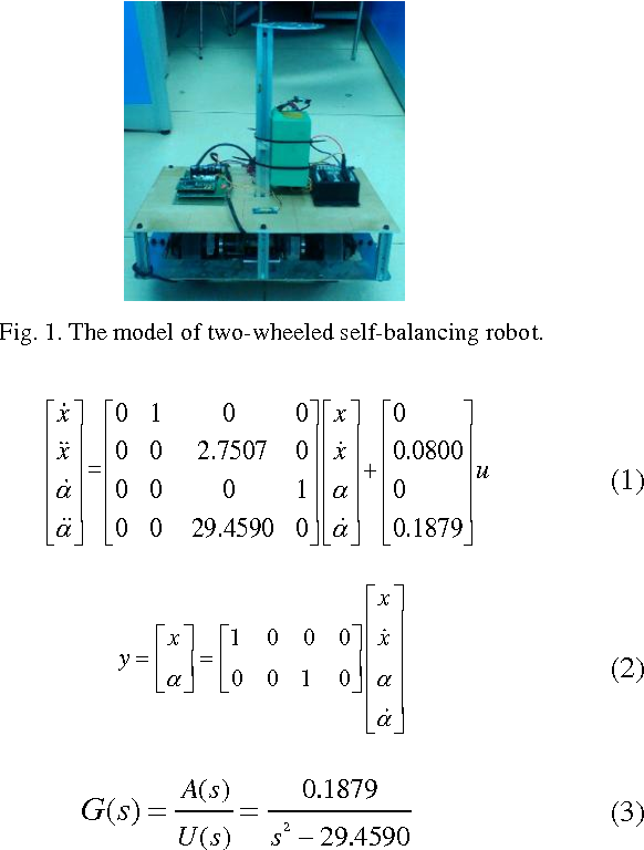PDF] The Design of Fuzzy Adaptive PID Controller of Two