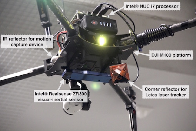 Figure 1 for Build Your Own Visual-Inertial Drone: A Cost-Effective and Open-Source Autonomous Drone
