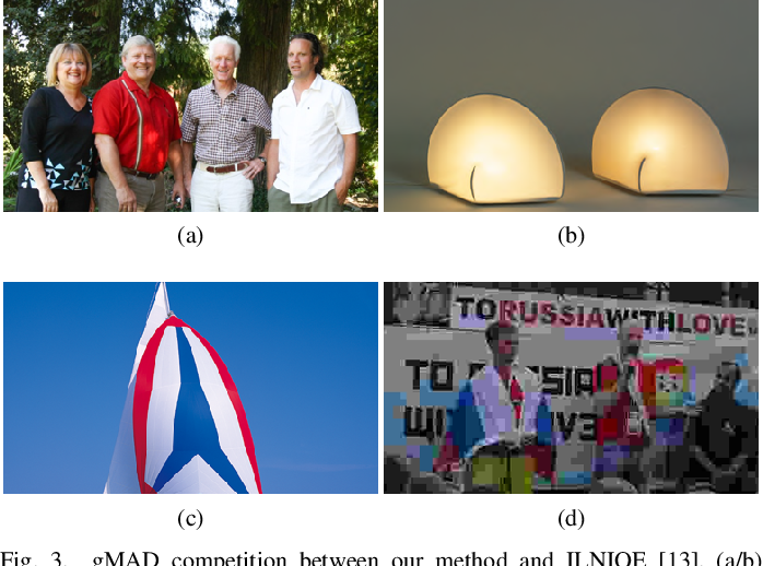 Figure 3 for Learning to Blindly Assess Image Quality in the Laboratory and Wild