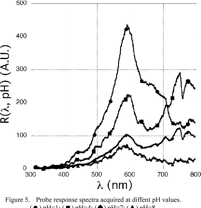 Development Of A Low Cost Ph Sensor Based On Plastic Optical Fibers