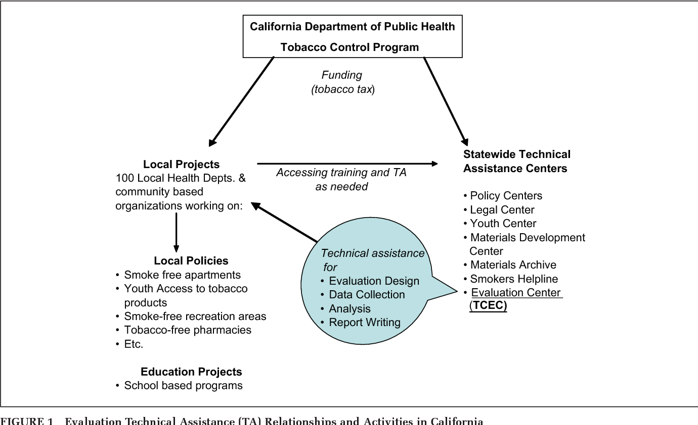 Figure 1 from Building the evaluation capacity of