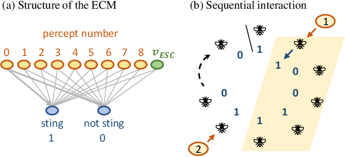 Figure 1 for Collective defense of honeybee colonies: experimental results and theoretical modeling