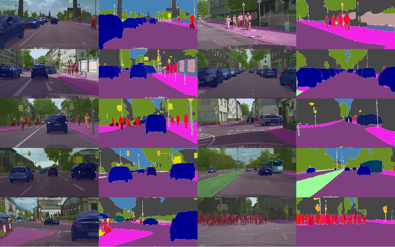Figure 3 for PanoNet: Real-time Panoptic Segmentation through Position-Sensitive Feature Embedding