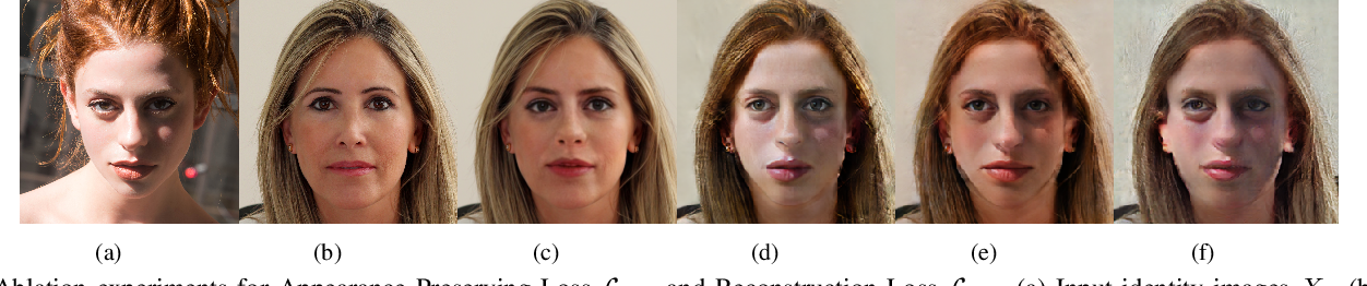 Figure 4 for UniFaceGAN: A Unified Framework for Temporally Consistent Facial Video Editing