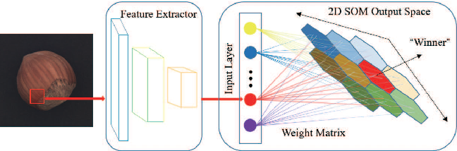 Figure 1 for Anomaly Detection via Self-organizing Map