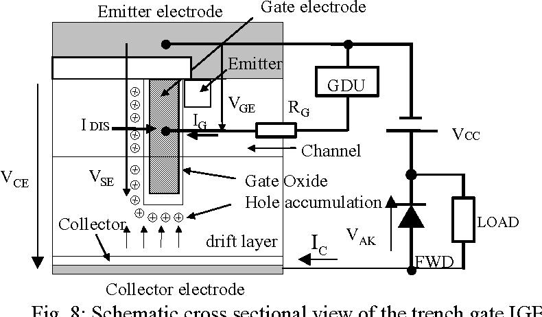 igbt module schematic