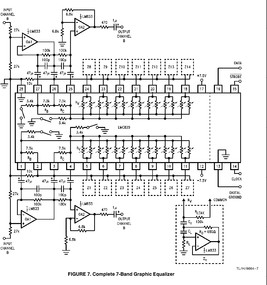 designing with the lmc835 digital controlled graphic