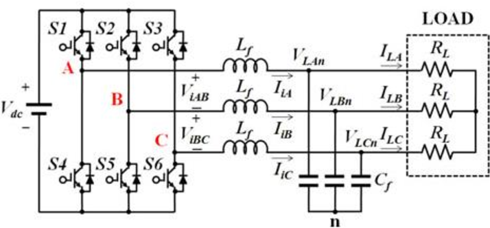 Figure 1.1 from A Fuzzy Adaptive Voltage Control Strategy of 3-Phase on 3 phase inverters with two, 3 phase driver schematic, 3 phase to 1 phase wiring diagram, 3 phase rectified dc waveform, 3 phase motor schematic, 3 phase control schematic, 3 phase panel schematic, 3 phase wye, 3 phase welder schematic, 3 phase star animation, 3 phase vfd schematic, 3 phase line filters inverters, 3 phase water heater schematic, 3 phase ac drive schematic, 3 phase converter, 3 volt power supply schematic, 3 phase power, 3 phase solar schematic,