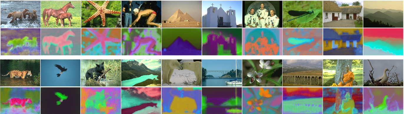 Figure 1 for Unsupervised Natural Image Patch Learning