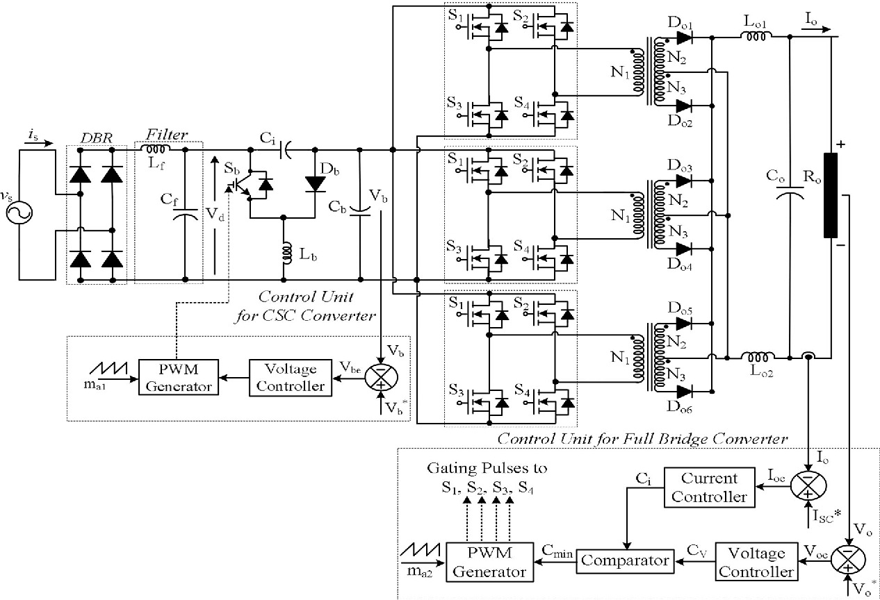 Figure 2 from Improved Power-Quality-Based Welding Power Supply With on
