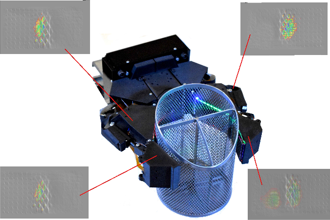 Figure 2 for Design of a Fully Actuated Robotic Hand With Multiple Gelsight Tactile Sensors