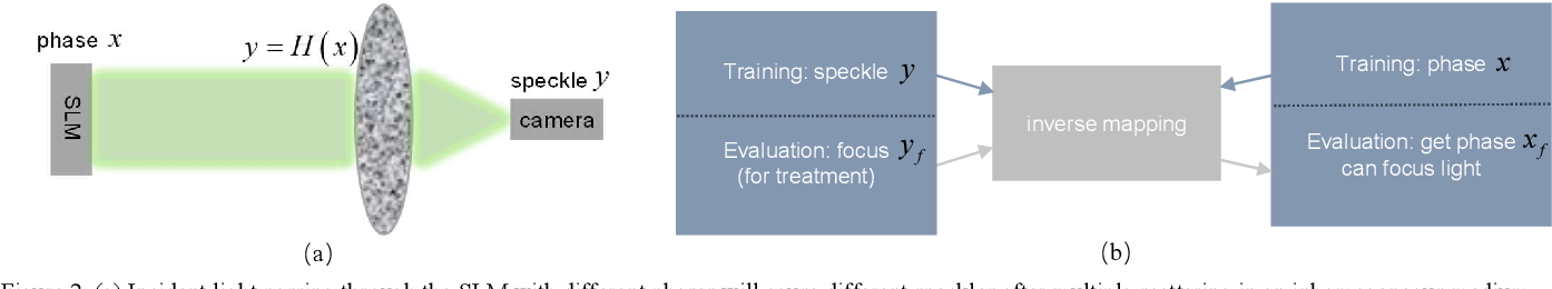 Figure 3 for Deep Learning Enables Robust and Precise Light Focusing on Treatment Needs