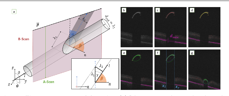 Figure 3 for Fast 5DOF Needle Tracking in iOCT