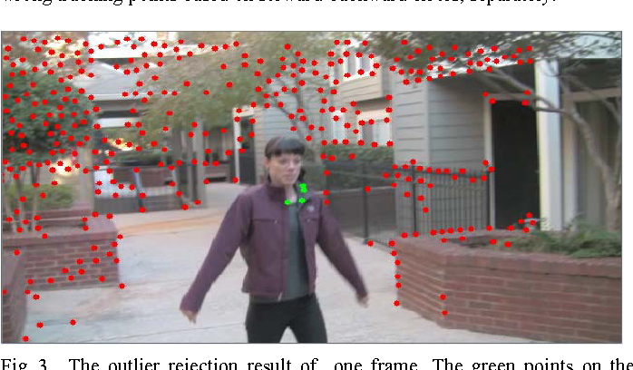 Figure 3 from Subspace video stabilization based on matrix