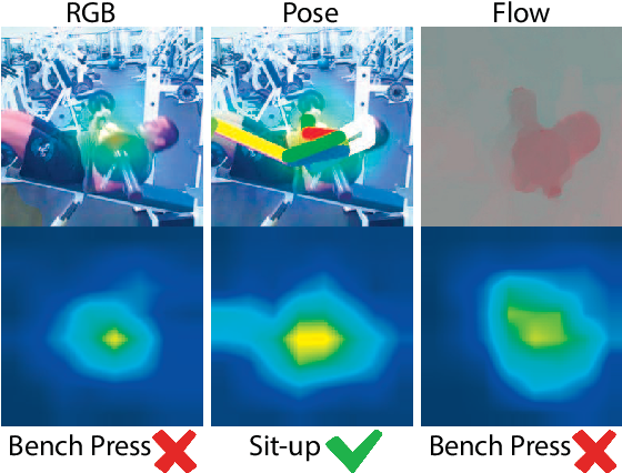 Figure 1 for PERF-Net: Pose Empowered RGB-Flow Net
