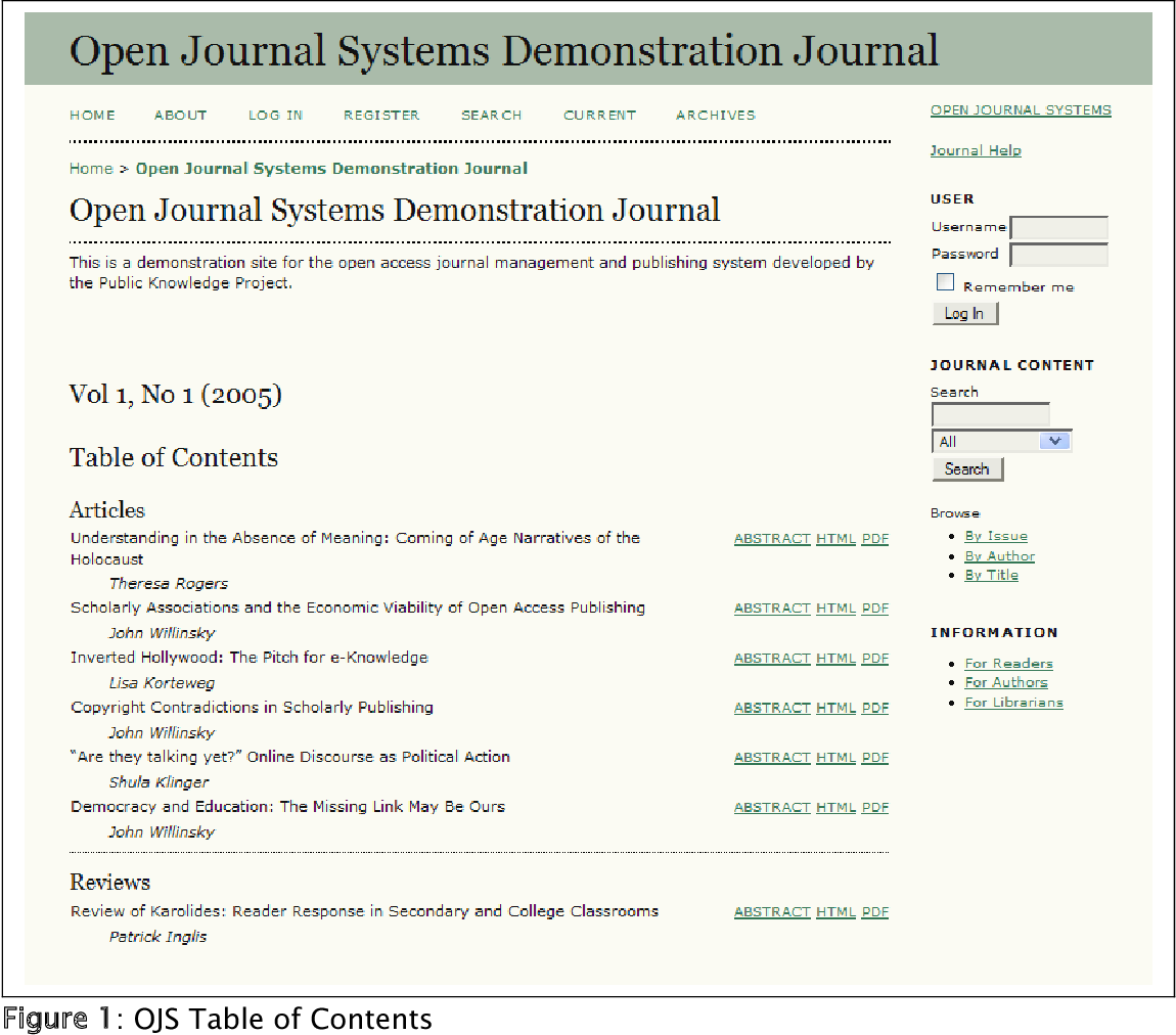 Figure 30 from OJS in an Hour (An Introduction to Open Journal