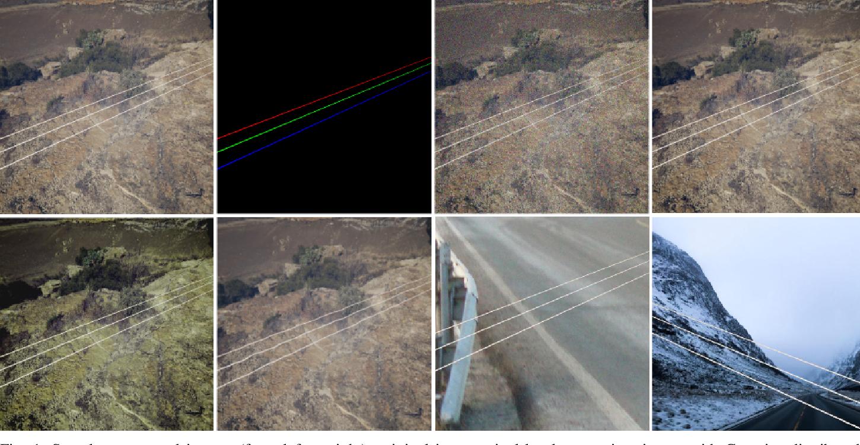 Figure 1 for LS-Net: Fast Single-Shot Line-Segment Detector